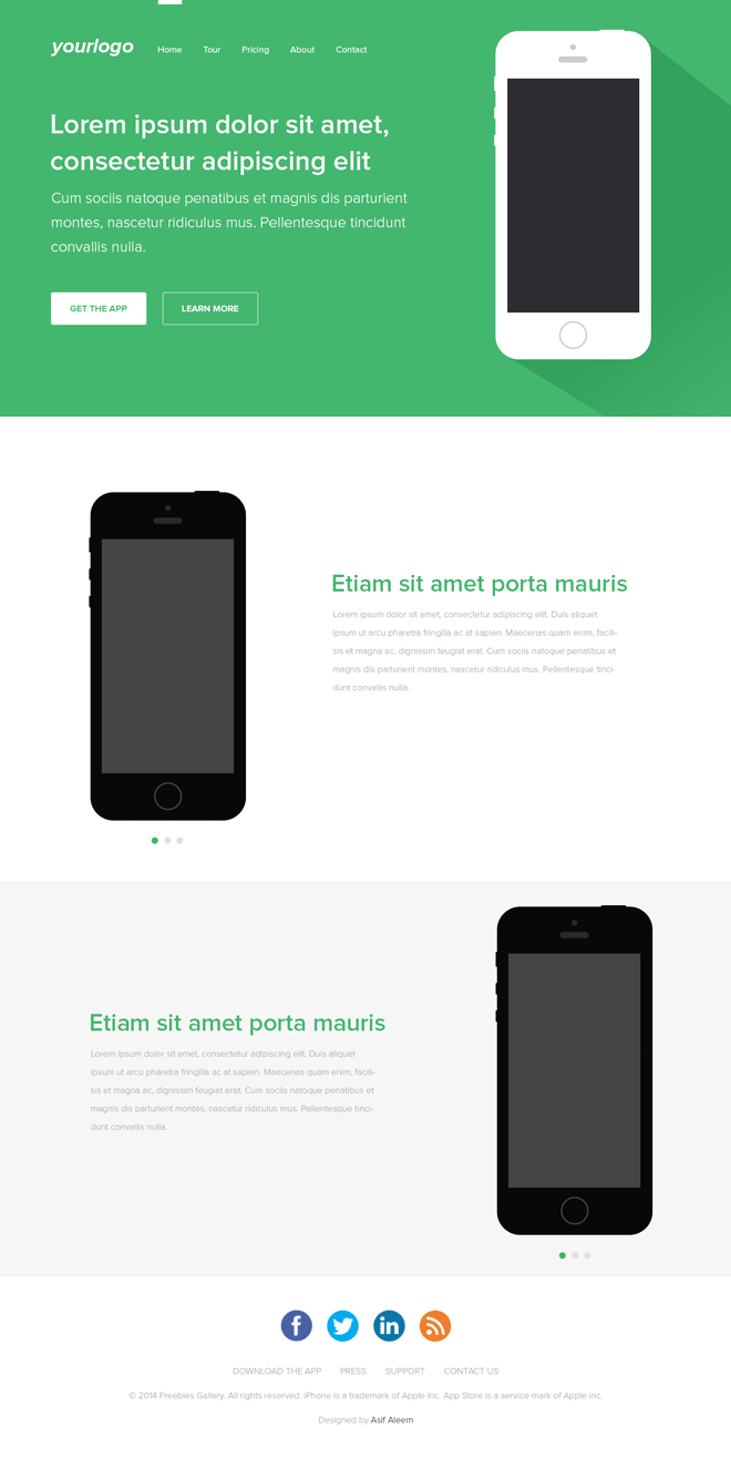 Free-Mobile-App-Landing-Page-Template-Preview