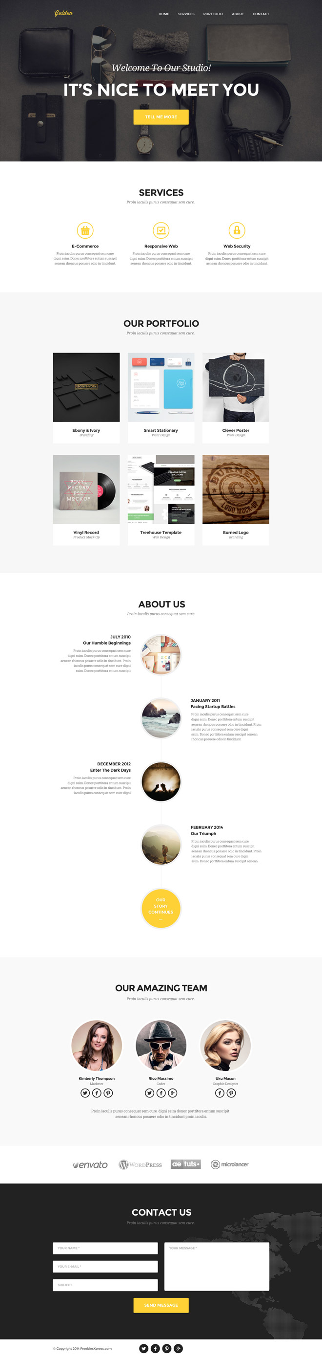 Golden-One-Page-Web-Template-preview