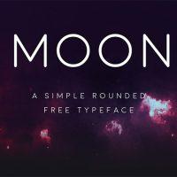 Шрифт Moon